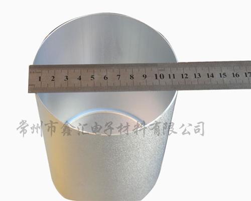 有关提升电容器铝壳质量的实验结果