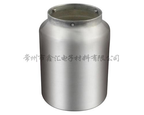 大口径铝罐